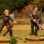 Richard Sharpe Example of Our Painting Service for Napoleonic Miniatures