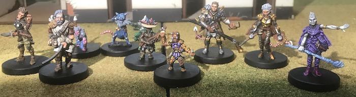 Gloomhaven Miniatures Unlocked
