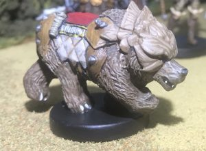 Gloomhaven Example of our Painting Service for Fantasy Miniatures