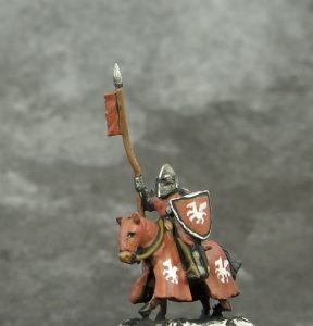 Painted 15mm Knights
