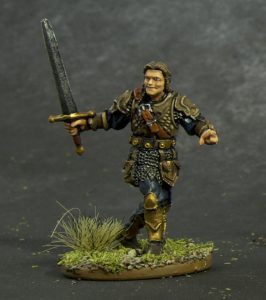 Painted Mad Martigan