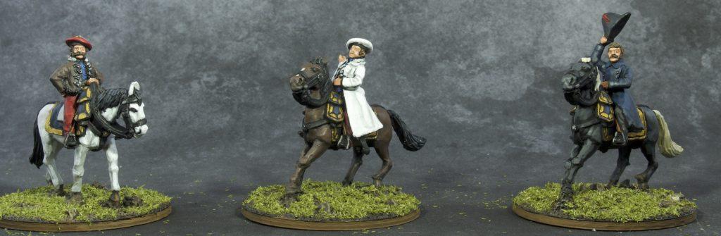 Carlist War Command Miniatures
