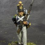 28mm Painted Carlist Cristino Infantry Example